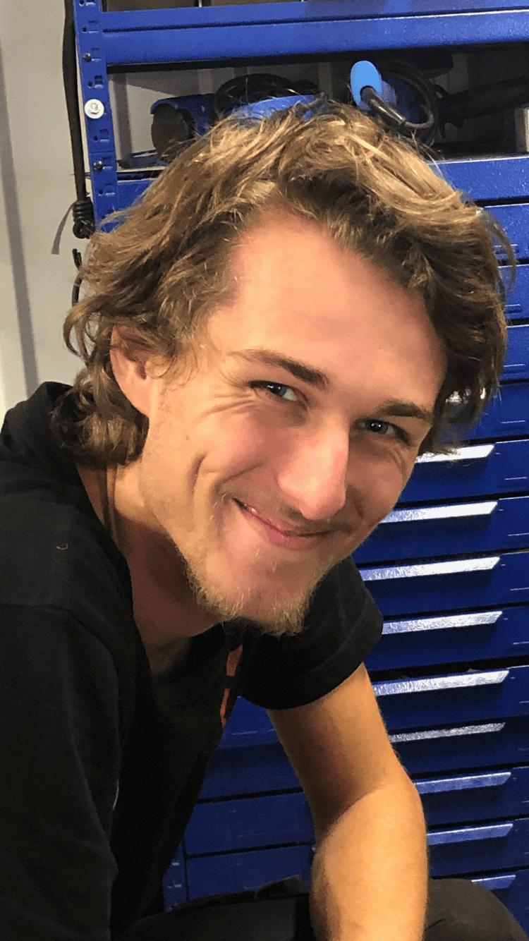 Lukas Larsson MotorcenterX